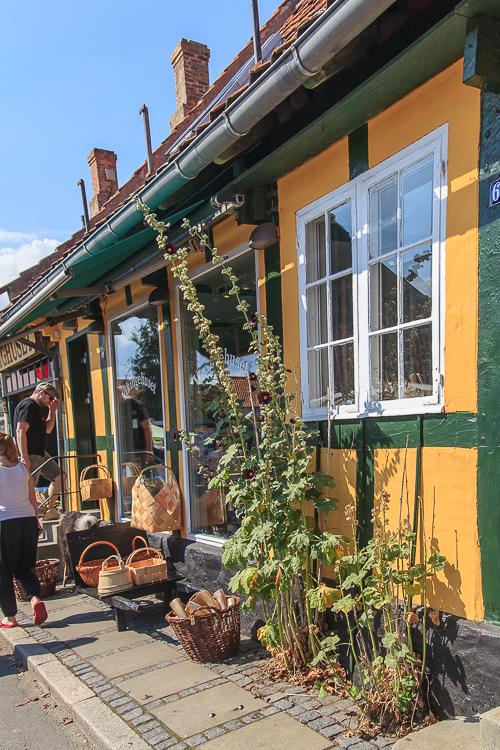 Amalie loves Denmark, Ferienurlaub auf Bornholm, Svaneke