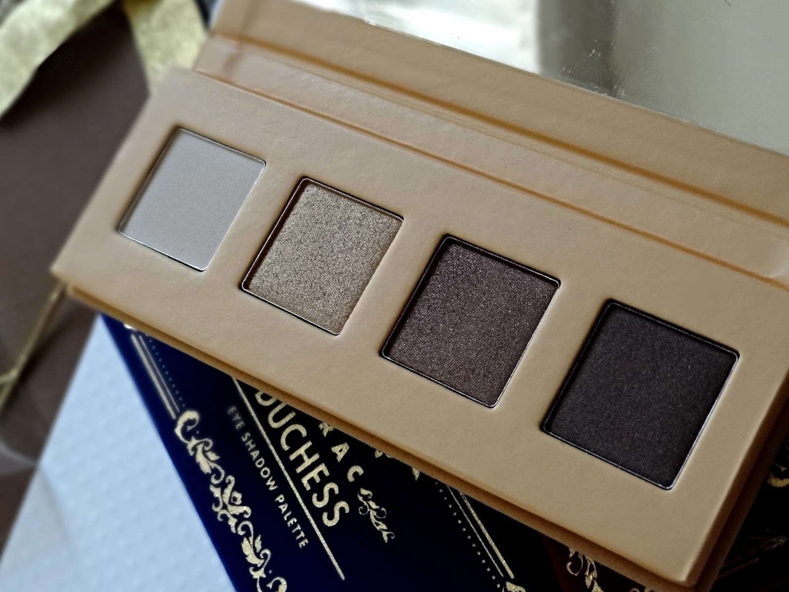 LORAC The Royal Eyeshadow Collection Holiday 2014 Princess Palette