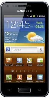 Harga dan Spesifikasi Samsung Galaxy S Advance - 8 GB
