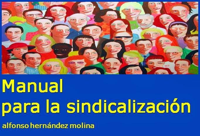 Manual para la sindicalización