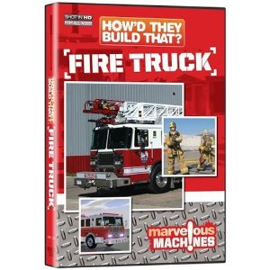 How d They Build That ?...Fire Truck movie