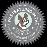Simon Says Stamp Designer Spotlight June 2018 :o)