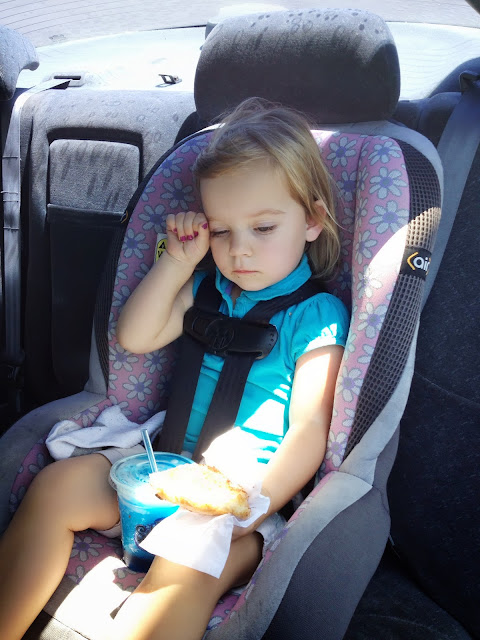 Car Seat Laws  Oklahoma