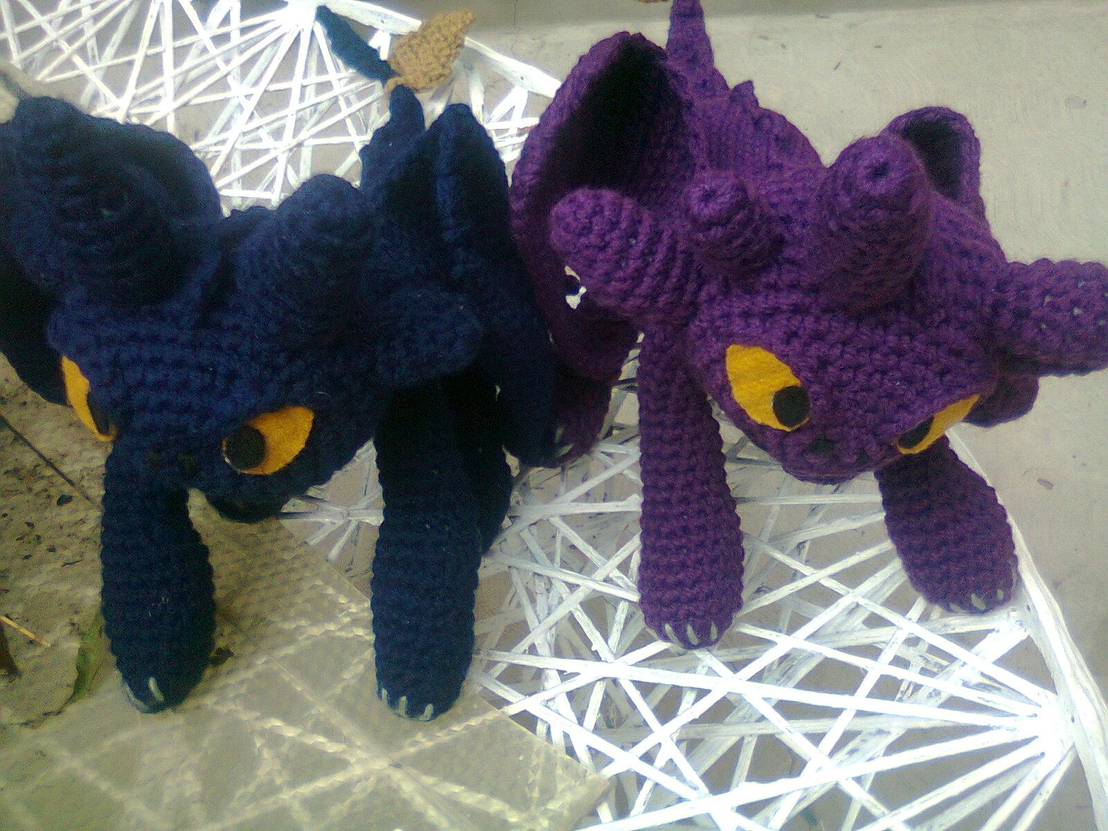 Chimuelo Amigurumi Patrones : Amigurumi dragon chimuelo kalulu for