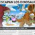 Noticias de Club Penguin #379: ¡Se escapan los dinosaurios!