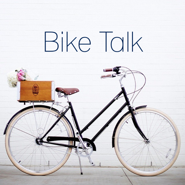 Bike Talk: Equality And The Urban Landscape