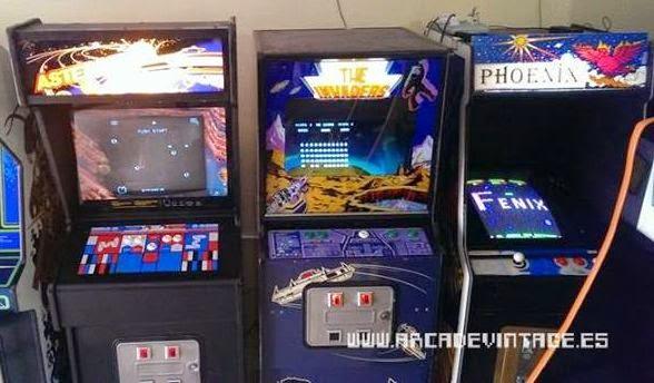 Juegos Arcade de segunda mano Solo quedan 4 al -60