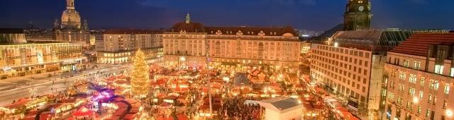 Рождественские ярмарки Германии. Топ-10 самых красивых