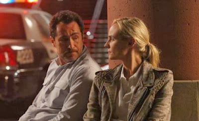 production still of Demian Bichir and Diane Kruger in The Bridge (show renewed!)