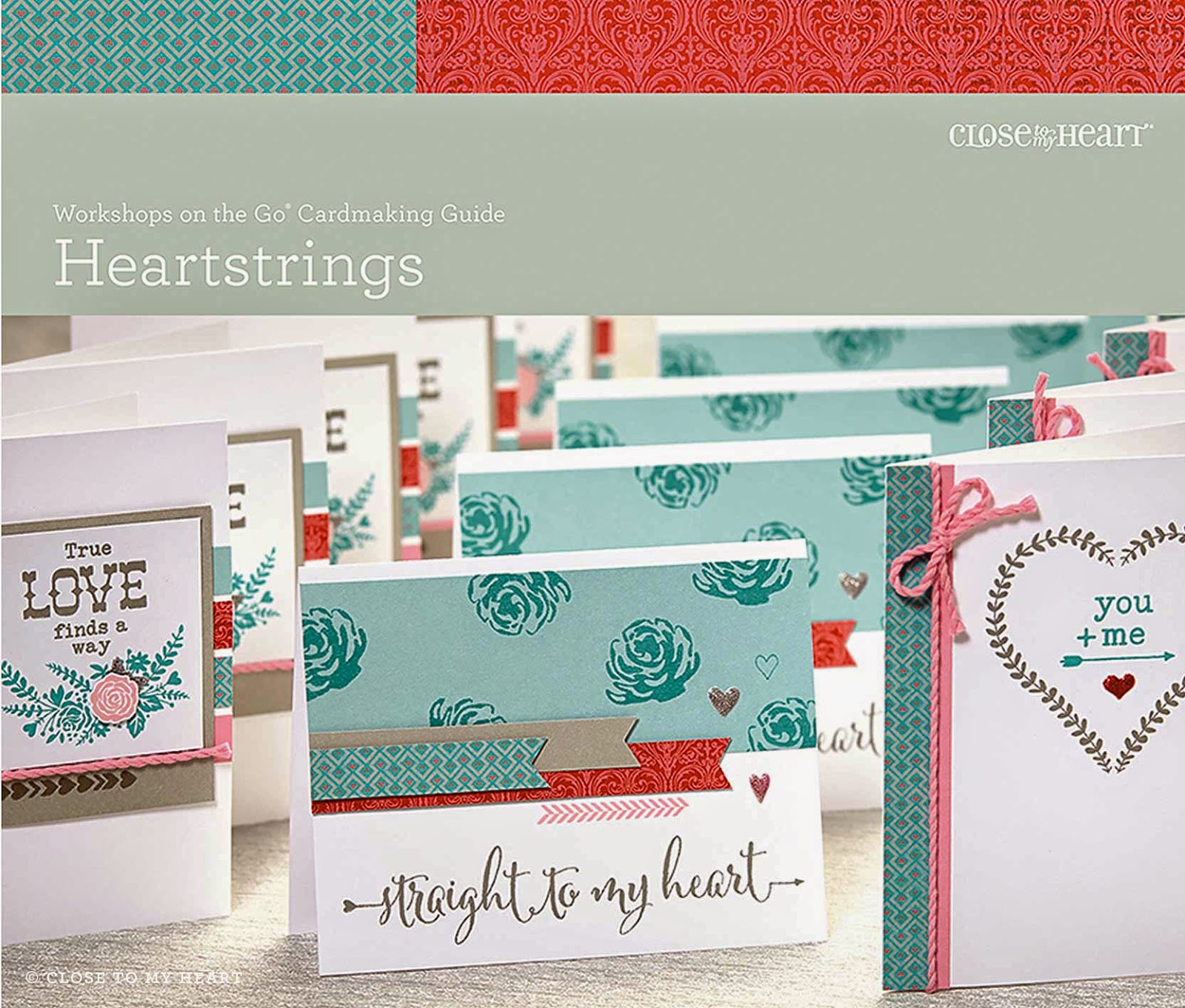 CTMH Valentine's Day Card Kit