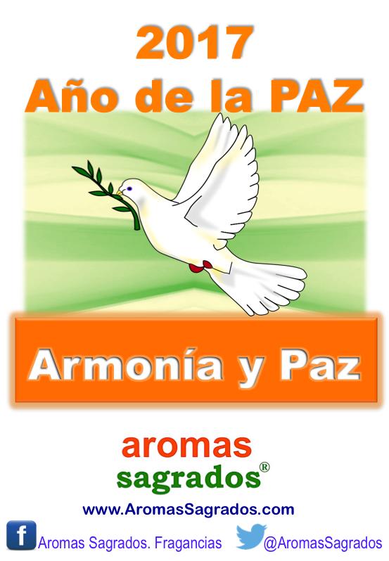 2017 AÑO MUNDIAL DE LA PAZ Y ARMONIA