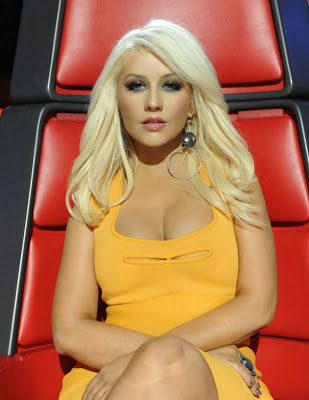 Christina Aguilera's Best and Worst Looks on The Voice 5