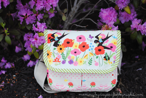 e497f29c4eb Mommy by day Crafter by night  Oliver + S Mini Messenger Bag