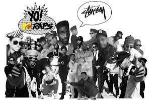 Yo! MTV Raps, Stussy