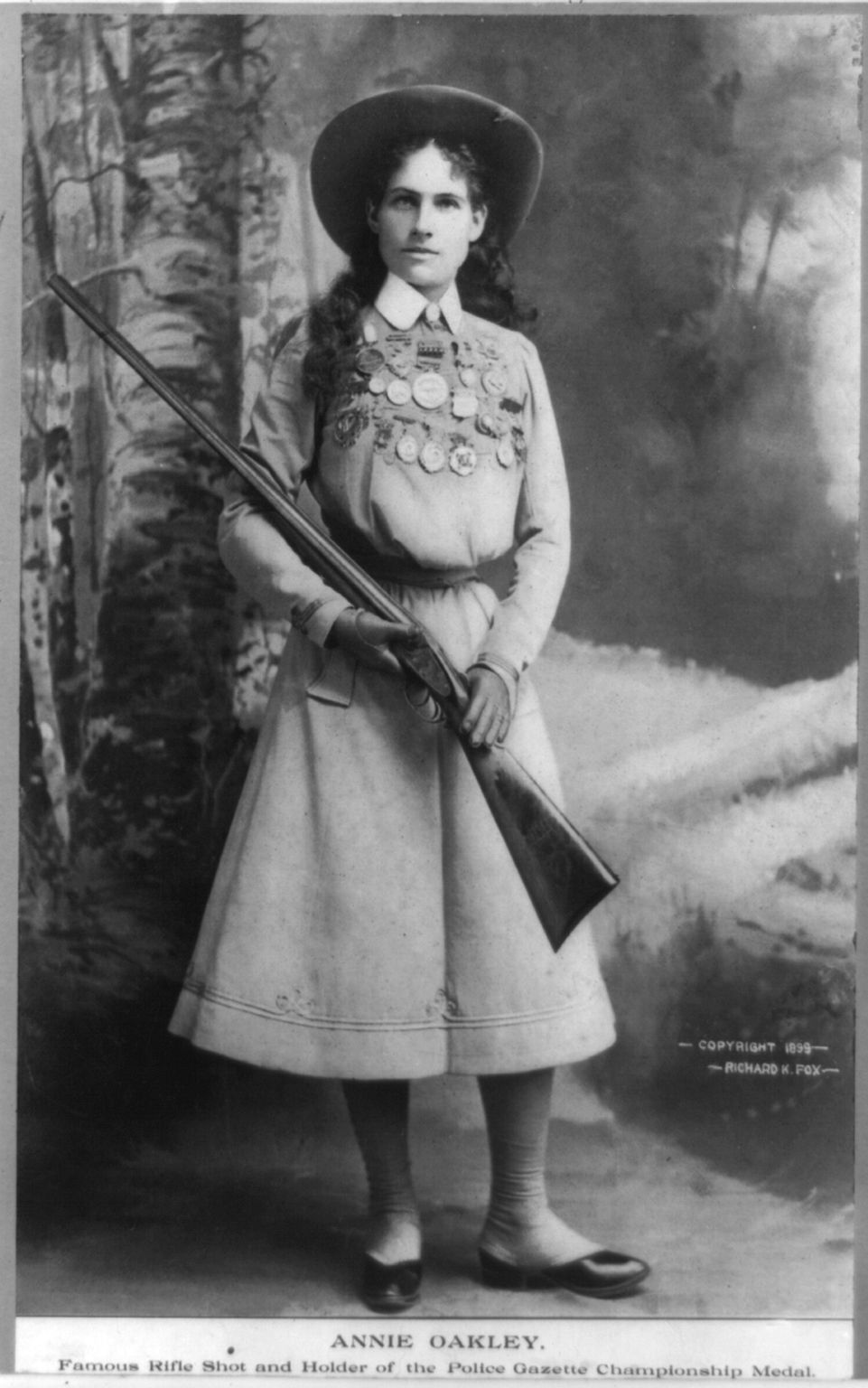 Biography Annie Oakley Quotes. QuotesGram