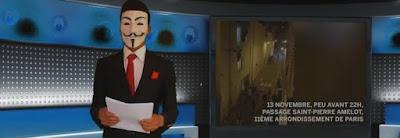 buongiornolink - Anonymous minaccia l'Isis «Stiamo arrivando vicino ai vostri padroni»