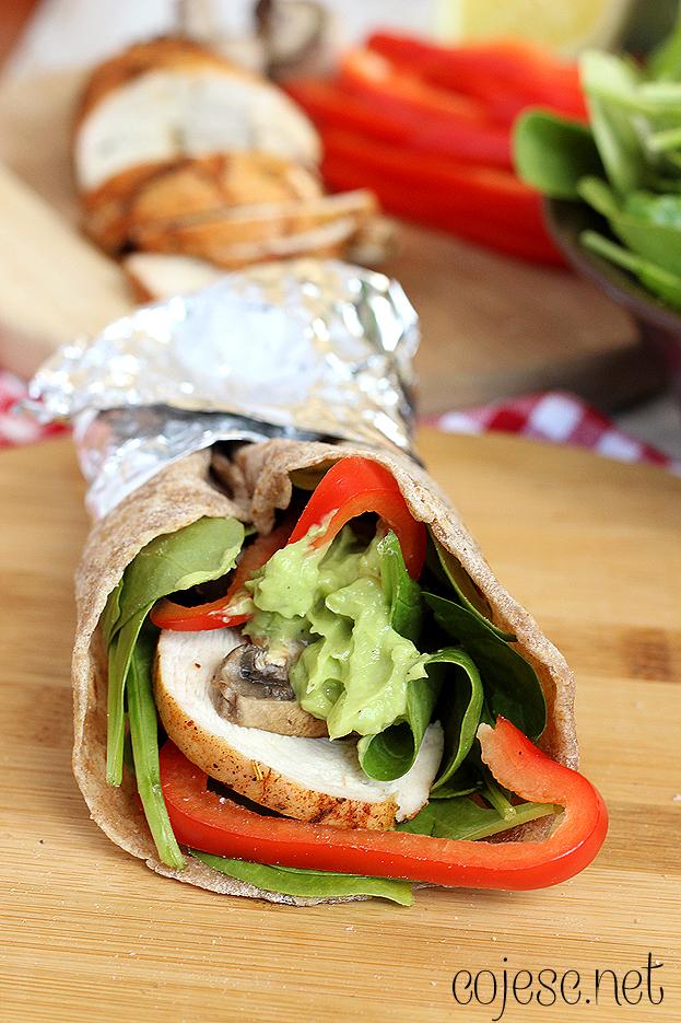 Tortilla dietetyczna