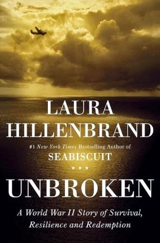 Books in my collection: Unbroken by Laura Hillenbrand