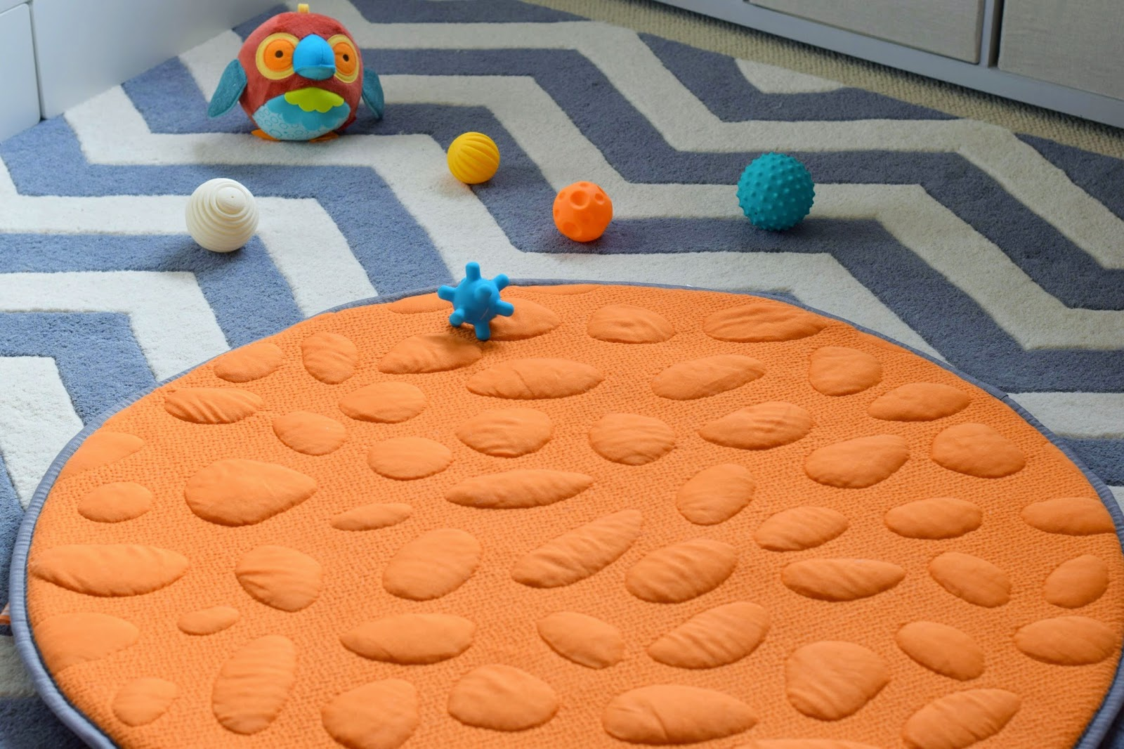 Nook Sleep Systems, Nook Review, Nook Lilypad playmat
