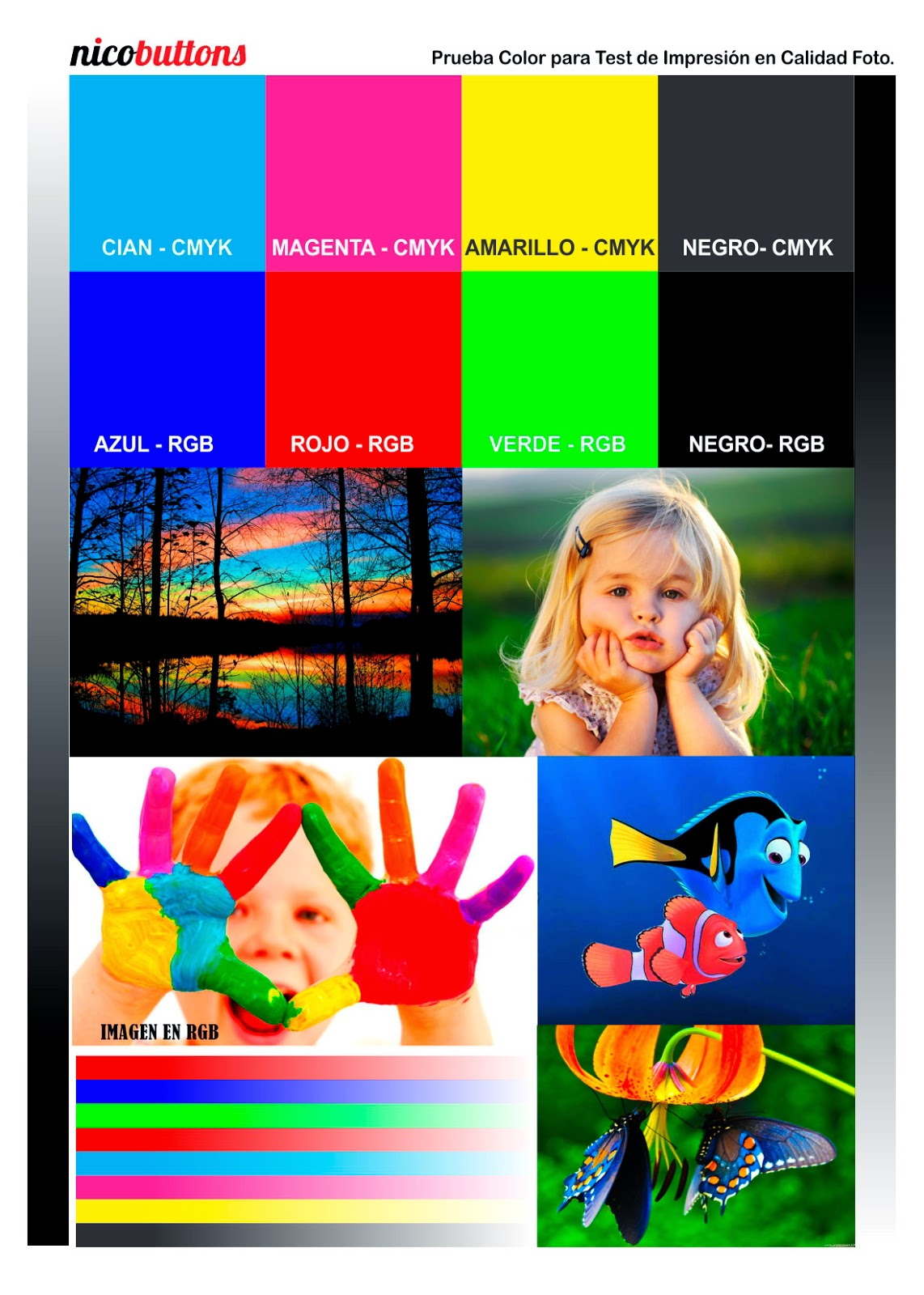 Genera tus propios Perfiles de Sublimación para impresoras EPSON ...