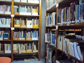 Rato de biblioteca!
