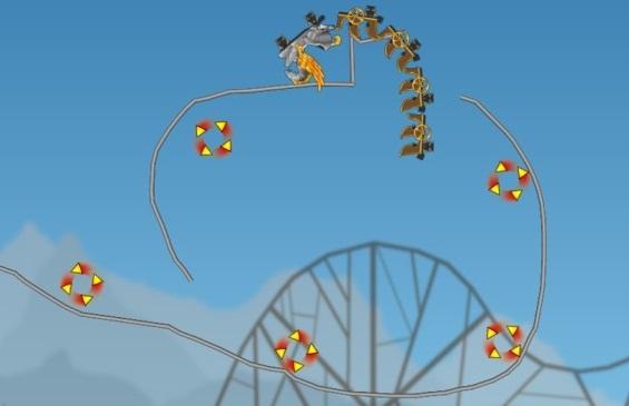 Jogo Coaster Rider