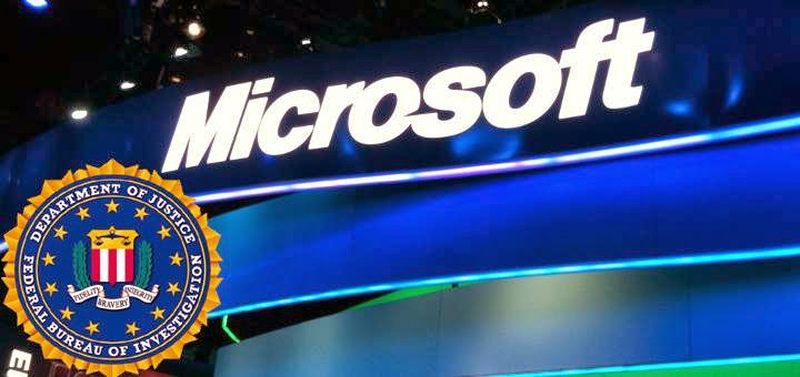 Leaked documents shows how much Microsoft charges FBI for Your Information - Syrian Electronic Army