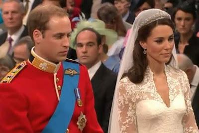 Royal Wedding, British Economy, Prince William, Kate Middleton, UK, Recession, GDP, World