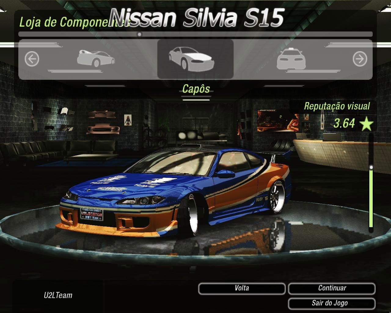 Vinyl Nissan Silvia S15 Velozes E Furiosos Desafio Em Toquio Mona Lisa Monaliza