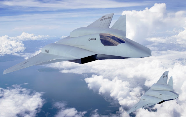 F/A-XX sixth-gen fighter concept