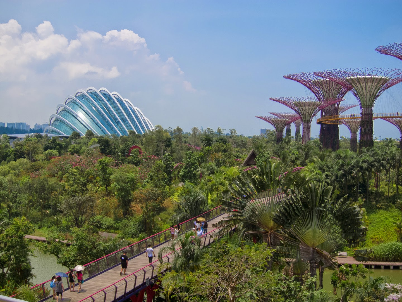 Hello Talalay Gardens By The Bay Singapore