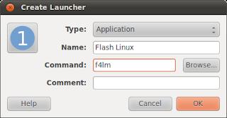 Create Launcher..