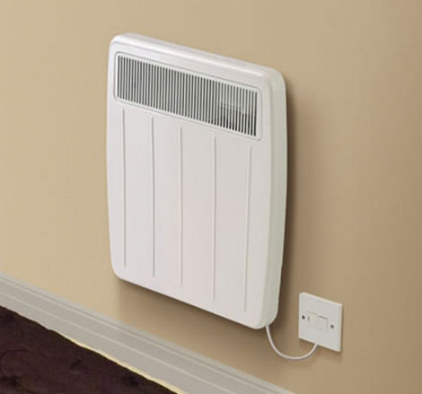 Stylish White Panel Heating from Dimplex