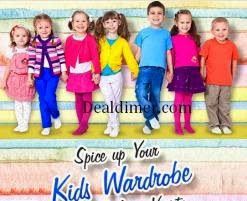 Kids Clothing Buy 1 Get 1 Free