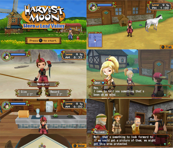 download game harvest moon save the homeland untuk komputer tanpa emulator