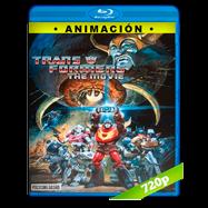 Transformers: La película (1986) BRRip 720p Audio Dual Latino-Ingles