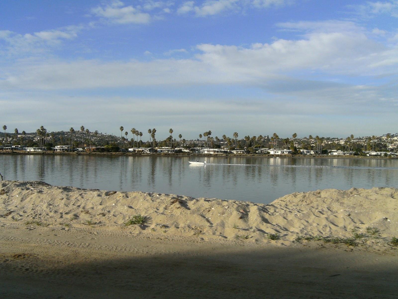 Sam In San Diego Fiesta Island