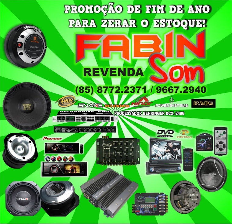 fabin som todas as marcas
