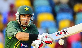 Misbah-ul-Haq Great player