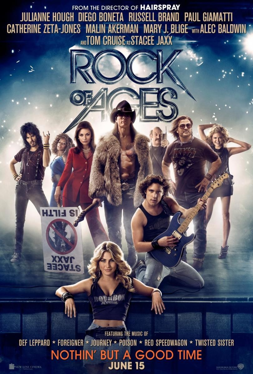 Rock of Ages online en español gratis
