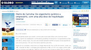 O Globo online (Boa Chance) . 31.10.11