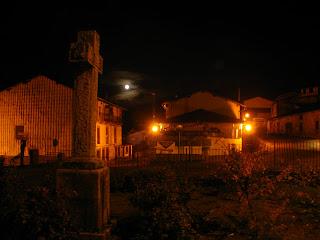 Candelario Salamanca La Cruz de los Caidos