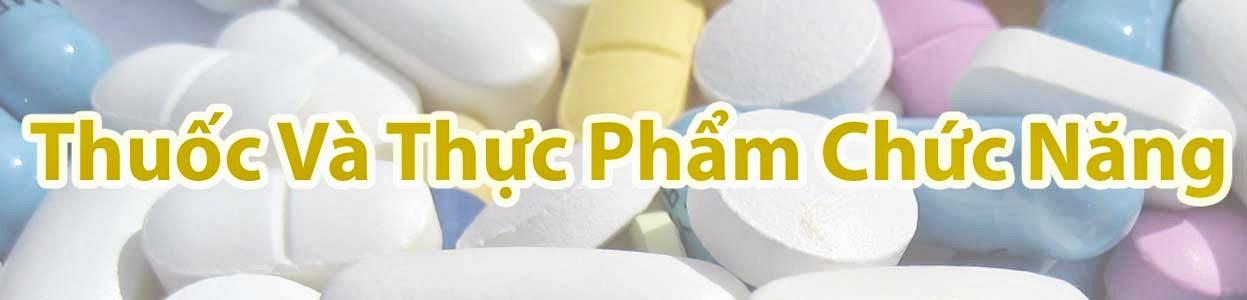 Thuốc | Thực Phẩm Chức Năng| Mỹ Phẩm | Nhà Thuốc
