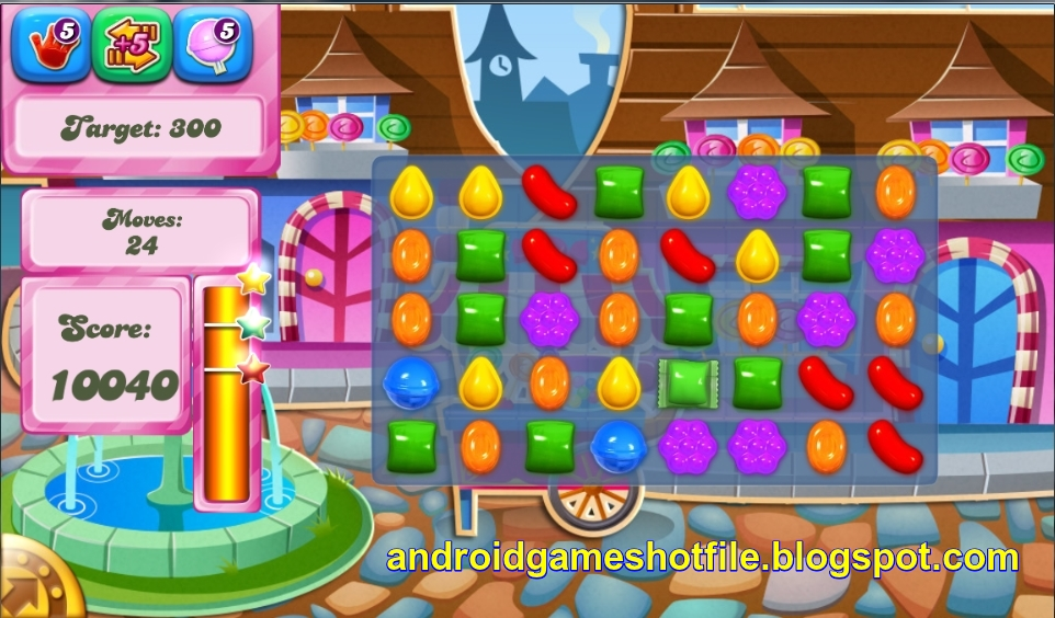 how to get pass level 374 on candy crush