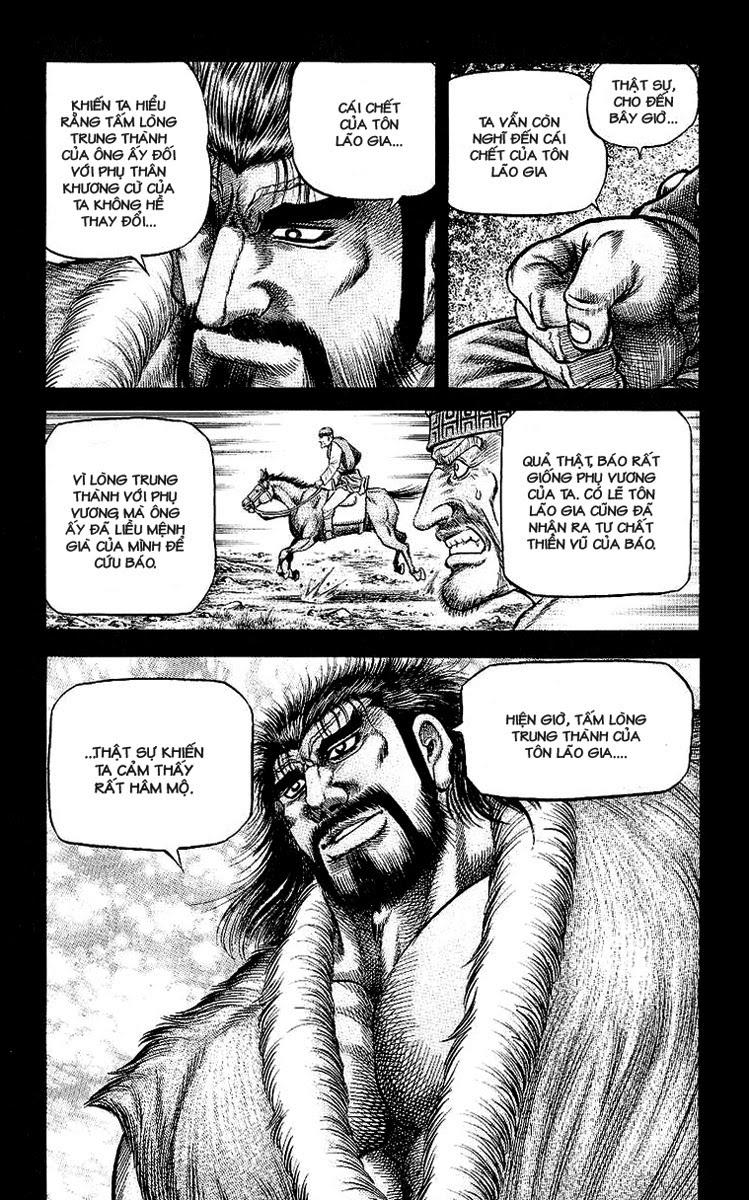 Chú Bé Rồng - Ryuuroden chap 130 - Trang 23