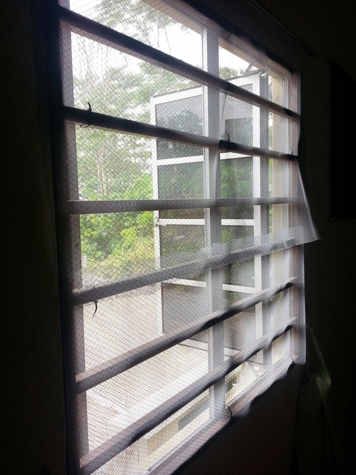 Ada ruang untuk buka-tutup tingkap