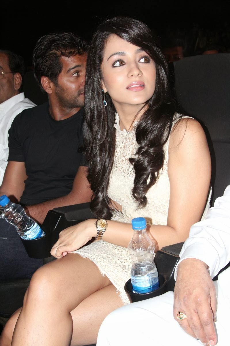 gorgeous Trisha hot photos at movie audio launch function Bollywood, Tollywood, dear, wonderful, hot sexy actress image gallery