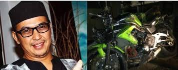 Foto Motor Ringsek Kawasaki jenis ER 650 cc Ustadz Uje/Jeffri Al Buchory