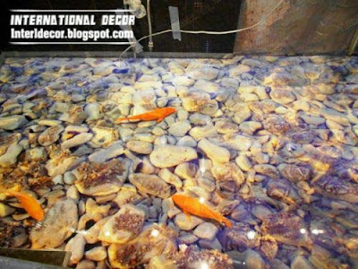 3d floor murals and 3d self leveling floor unusual floor for Unusual floor coverings