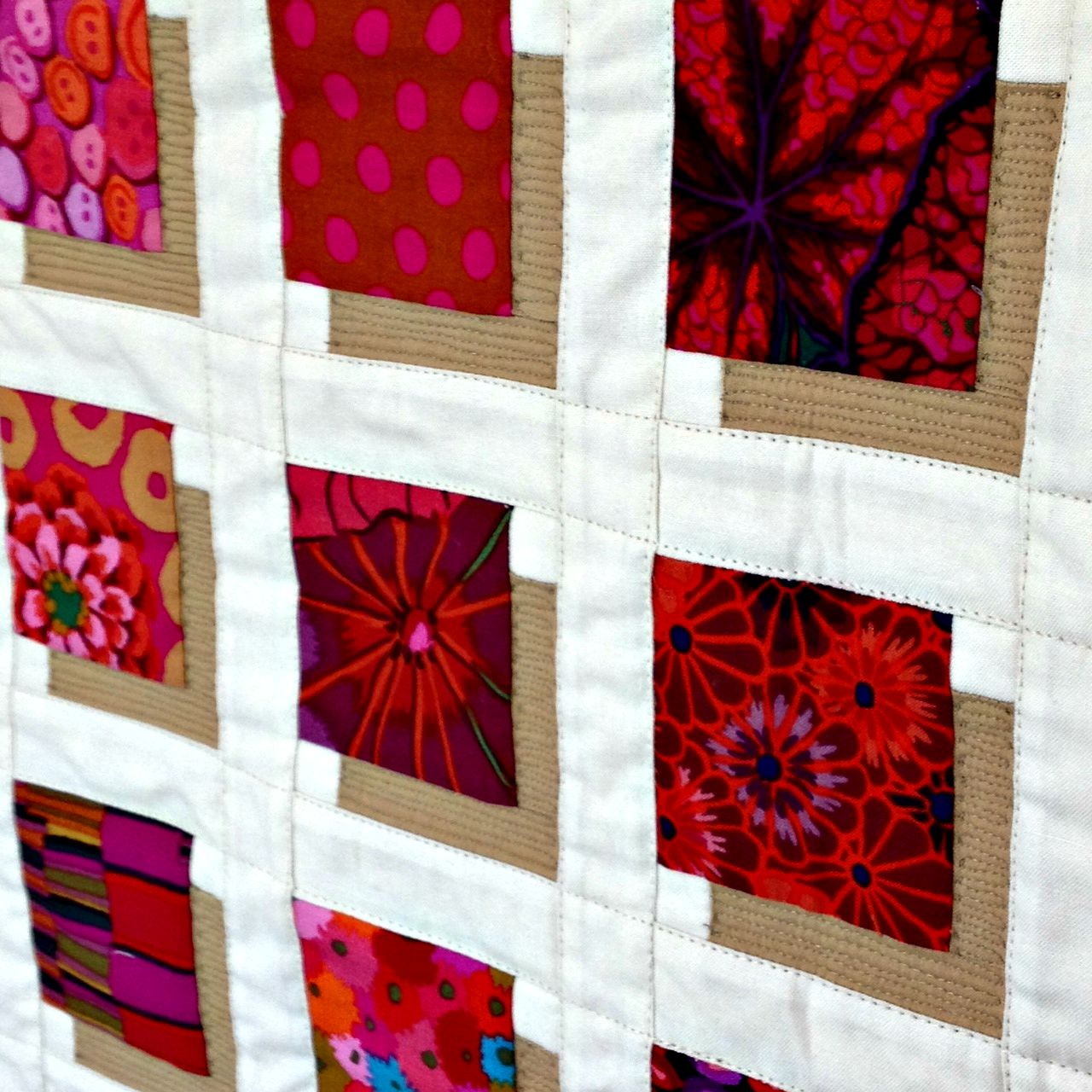 how to make the chopping block quilt pattern
